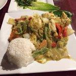 Khmer Green Curry