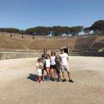 coliseum in pompeii