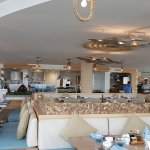 The restaurant inside