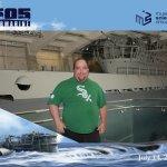 My visit to the U-505 Submarine