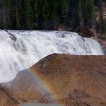 Wapta Falls Rainbow