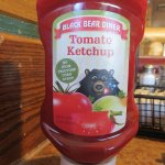 No high fructose corn syrup in their ketchup recipe