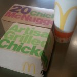 20 pcs Chicken McNuggets
