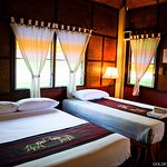 Golden Triangle Palace Hotel Chiangrai Foto