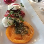 Tomato Mozzarella Salad (shared portion )