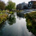 Avon River, Canterbury Earthquake National Memorial