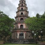 Photo of Thien Mu Pagoda