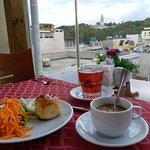 завтрак с видом на Топкапы и Гюльхане парк