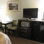 Well furnished guest rooms