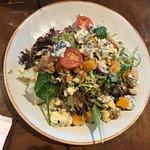 Blue Cheese Salad...yummy