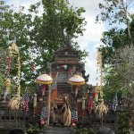 The Stage - Entry of the Barong