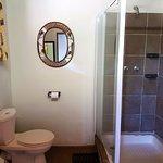Ensuite bathroom in Amorello 'Big Five' B&B Rooms