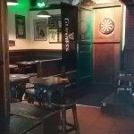 L' ambiente tipico e confortevole del pub!!!