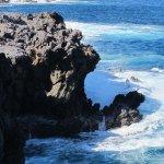 the rocky headland