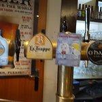 Great beer bar in Jewish Quarter