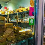 The cheese room