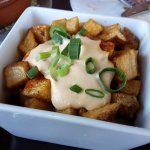 The Potatoes Bravas