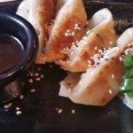 Gyoza Dumplings with Sweet Chilli Sauce