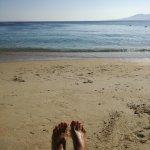 Agia Anna Beach Picture