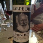 Carpe Diem wine