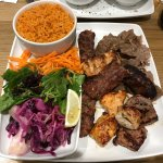 Monthly mixed Kebab Special
