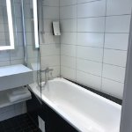 Bathroom of double