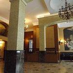 Lobby of Hotel Aleksandrovskiy, Odessa