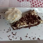 Fondant au chocolat crème mascarpone