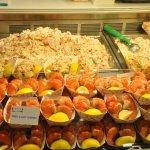 Shrimp at Boston Chowda