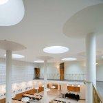 Medborgarhuset Eslöv, av Hans Asplund - foto tringastudio.com