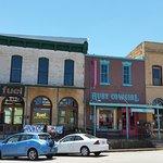 Fuel Coffee House in Llano, Texas