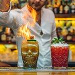 zombie & rude boy cocktails