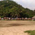 Photo de Camping Tayrona