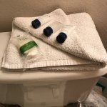 Bathrooms need serious attention to maintenance and upgrades. Towels sheets and beds seriously w