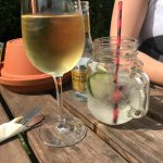 Gin & Tonic and White Wine