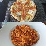 Pizza Del Sol Foto