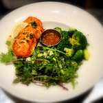 Healthy Bowl with Salmon