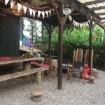 Photo de Ireland Glamping - Pink Apple Orchard