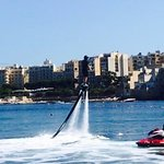 Photo of Flyboard Malta