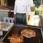 Dimitris Pizza man lovely