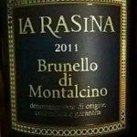 Brunello di Montalcino 2011 - La Rasina