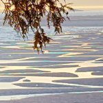 Winter photo from top of Niagara Escarpment.