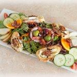Salade de brie