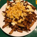 fries, cheese & poutine