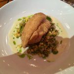 Cornmeal Crusted NC Catfish - great dish.