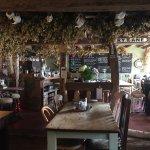 Breakfast area/tea shop