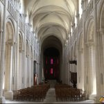 In the Abbaye aux Dames