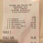 Taverna San Trovaso Foto