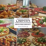 Private Dining Room Buffet option