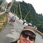 Photo de Hue Adventures - Motorbike & Jeep Tours